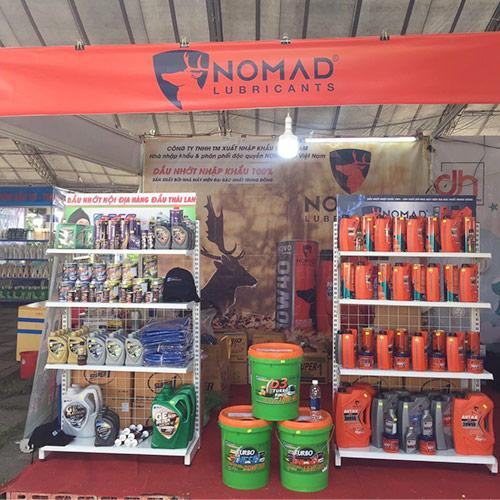 NOMAD LUBRICANTS tham gia lễ hội Ok Om Bok tại Sóc Trăng.