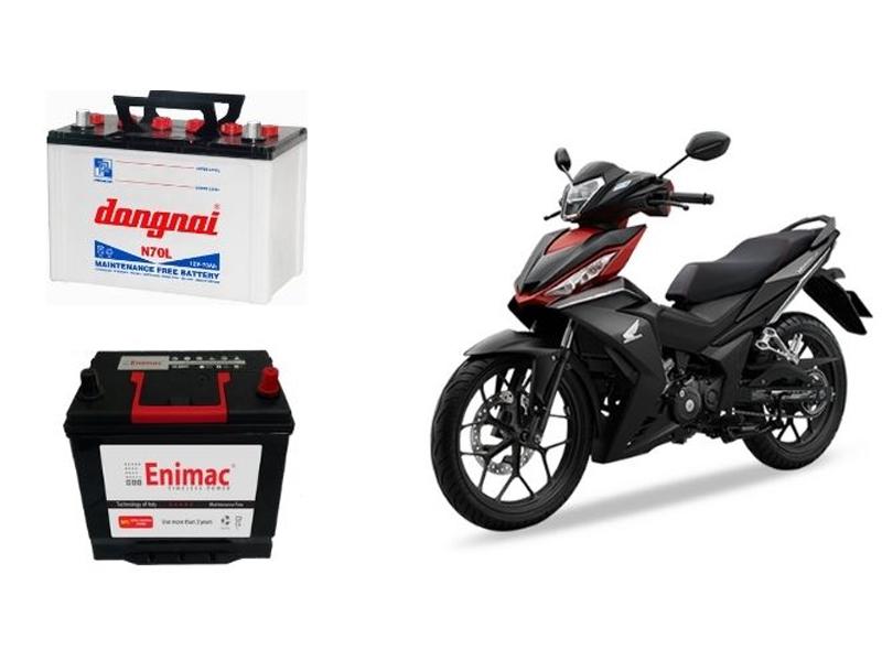 Bình điện xe máy cần được hoạt động để bảo đảm độ bền